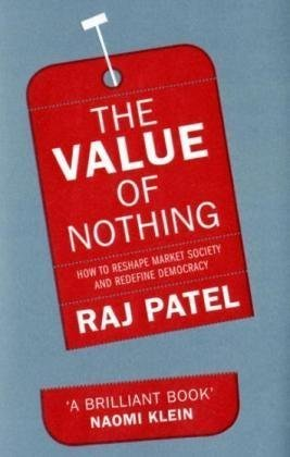 Image of The Value of Nothing