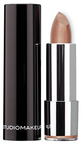 STUDIOMAKEUP Rich Hydration Lipstick, Shimmering Sands, 0.14 Ounce by Studio Makeup