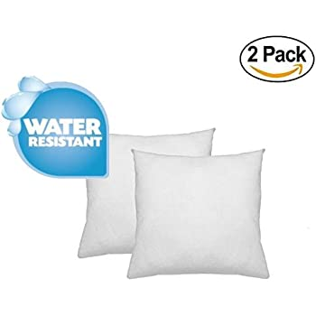 Amazon.com: IZO Home Goods Premium Indoor/Outdoor Pillows 24 ...