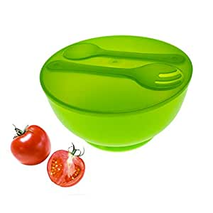 Supreme Green Chill Salad Bowl Set