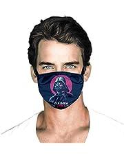 YIYI SMILE Men's Women's Reusable Adjustable Sport Outdoor Face Mask Breathable Face Bandanas