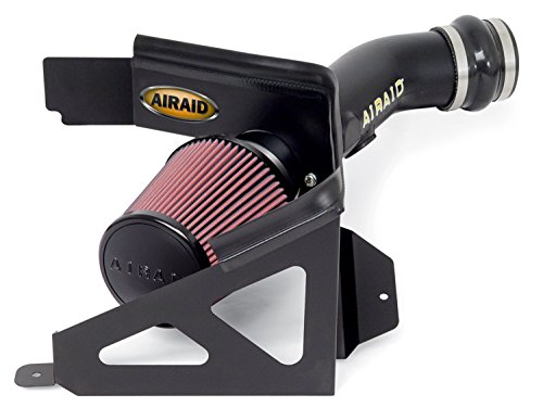Bravada Air Intake (Airaid 200-126-1 Air Intake System)