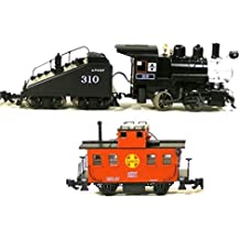 AT&SF 0-4-0 SWITCHER W/TENDER