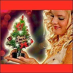Mini Weihnachtsbaum Mit Batterie.Led Mini Weihnachtsbaum Inkl Batterien