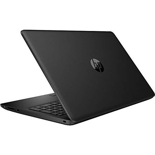 HP 15 di0000TX 15.6-inch Laptop (8th Gen Core i3-8130U/4GB/1TB HDD/Win 10/MS Office 2019/2 GB NVIDIA GeForce MX130 Graphics), Jet Black