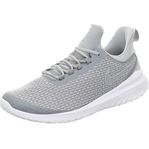 huge selection of 5ee3e 9fa31 Galleon - NIKE Mens Renew Rival Stealth Wolf Grey White Size 8