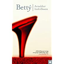 Bettý (Icelandic Edition)