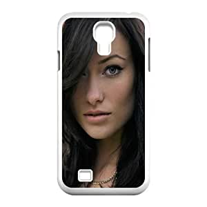 Samsung Galaxy S4 9500 Cell Phone Case White Olivia Wilde Stare Face Girl Film SUX_118947