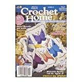 img - for Crochet Home, The Magazine for Creative Crocheters, Number 63, February-March 1998 book / textbook / text book