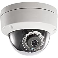 PWS 4MP Network IP Dome Security Camera IR 2.8mm fixed lens 4 Megapixel 1080P ONVIF RTSP PSIA USA firmware Indoor Outdoor POE 802.3AF