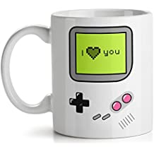 Caneca Geek Game I Love You.
