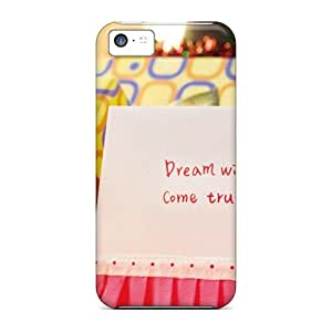 High-end Cases Covers Protector For Iphone 5c(dreams Will Come True)