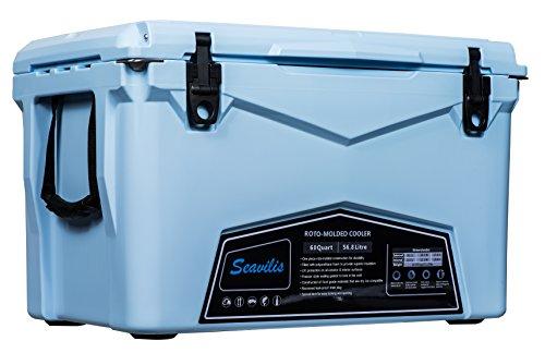 Seavilis Cooler 35qt (Sky Blue) Without Accessories