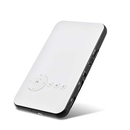 Amazon.com: Projector,Android WiFi 1000 Lumens Smart Mini ...