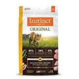 Instinct Original Grain Free Recipe With Real Chicken Natural Dry Cat Food By Nature'S Variety, 2.2 Lb. Bag Review