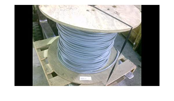 Anixter-Wire And Cable Group 601204 Oil Resistant Flexible Control ...