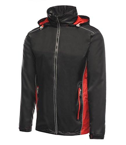 Red Black Ltd Hombre Absab Sudadera Classic Para Medium OwWBq
