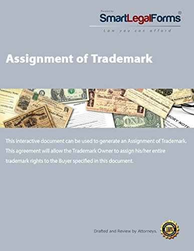 Assignment of Trademark [Instant Access] by SmartLegalForms, Inc.