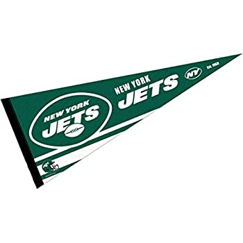 WinCraft New York Jets Pennant B...