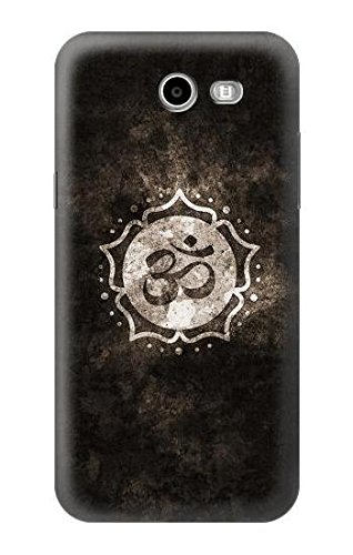 Amazon R2902 Yoga Namaste Om Symbol Case Cover For Samsung