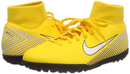Fútbol Para black Hombre De Zapatillas Superfly amarillo 6 001 Multicolor Njr Nike Tf white Club nq0R1a8w