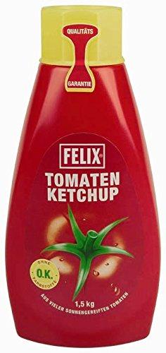Felix Ketchup mild 1,5kg