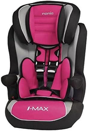 Nania -Silla infantil para coche con arnés 1, 2, 3 de 9 a 36 kg I ...