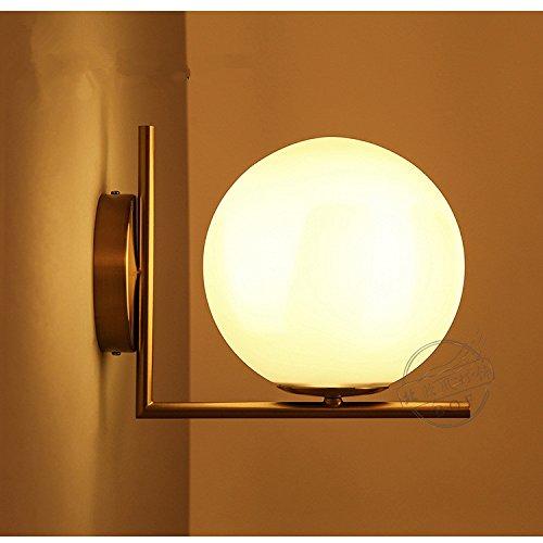 Brass Patio Lights - 9