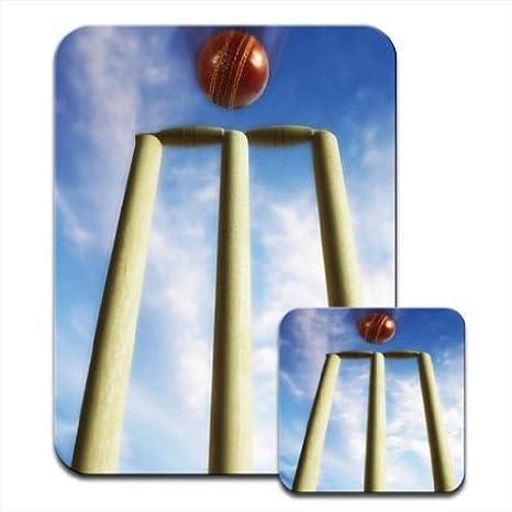 Compra Diseño de pelota de críquet de la partida para medio de ...