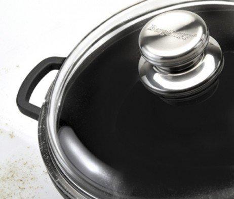 eurocast cookware glass lids oven