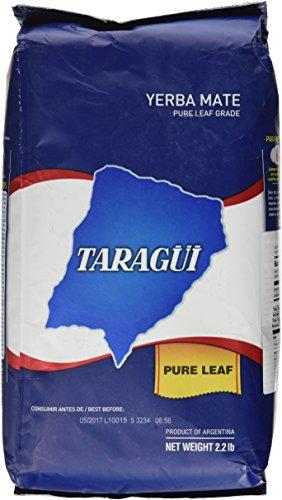 Yerba Mate TARAGUI Sin Palo 2.2 Lbs/1 Kilo (Argentina Tea)