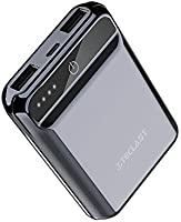 Docooler Teclast A10 Mini 10000mAh Power Bank Dual USB 2.1A ...
