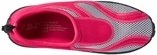 Rosa unisex Pink 06 Aqua Aqua Beck Pink sintético material Zapatos de de f0wwx8qB