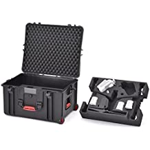 HPRC HPRC2730WINSPRO Wheeled Hard Case for DJI Inspire 1/ Pro (Black)