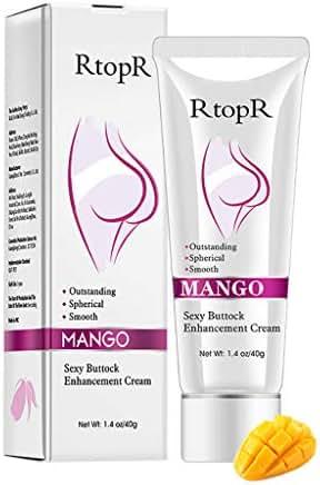 EnjoCho 1PC New Effective Hip Lift Up Cream Butt Buttock Hip Massage Butt Enhancer Cream Ass Bigger Enlargement Hip Lifting (White)