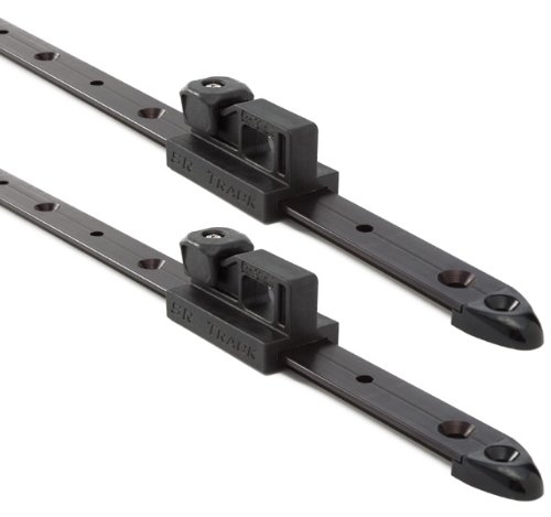 PROGRIP 942420 ATV and Motorcycle Tie Down SR Rail Mount Track Kit: 2' Railing Piece (Pack of 2)