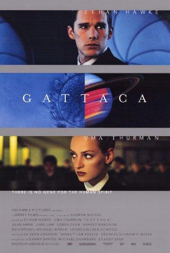 Póster de película Gattaca E 11 x 17 en - 28 cm x 44 cm ...