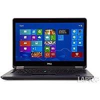"Premium Business Dell Latitude E7440 Flagship 14.1"" Full HD Laptop PC (Intel Core i7-4600U, 8GB RAM, 256GB SSD, WebCAM, HDMI, Touch Screen) Win 10 Professional (Certified Refurbished)"