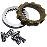 Tusk Competition Clutch Kit with Heavy Duty Springs -Fits: Suzuki LT-R 450