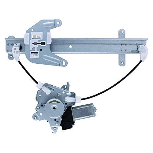 - New Window Regulator W/Motor Rear Passenger Side Right For 2000-01 Infiniti I30 & 2002-04 I35, 1999-03 Nissan Maxima 741-775 80730-89906 80730-89909