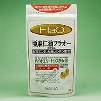 亜麻仁油 フラオーカプセル 180粒 ×6個セット