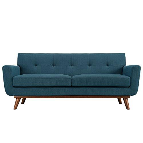 Amazon.com: Modway Engage Mid-Century Modern Upholstered