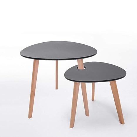 Amazon.com: Thundertechs Simple Modern Wooden Living Room ...