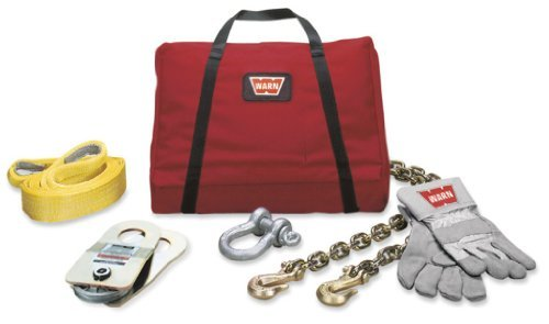 WARN 25300 Medium Duty Winching Accessory Kit