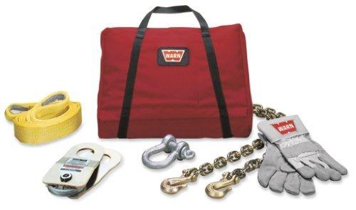 WARN 25300 Medium Duty Winching Accessory Kit