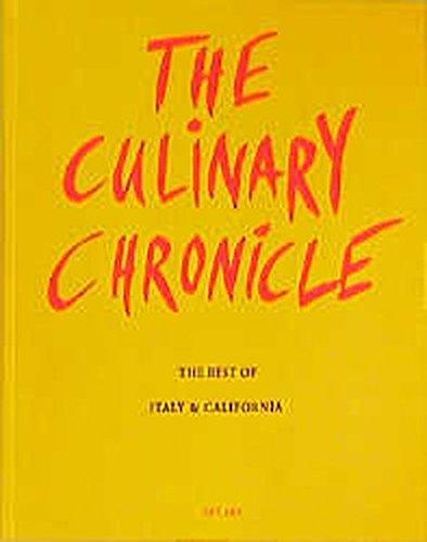 The Culinary Chronicle, Bd. 3: The Best of New York und Paris, englisch und deutsch