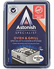 Astonish Oven & Grill Cleaner + 1 Sponge
