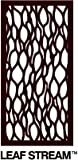 OUTDECO LeafStream Decorative Panel - 24 in. x 48 in. x 5/16 in.
