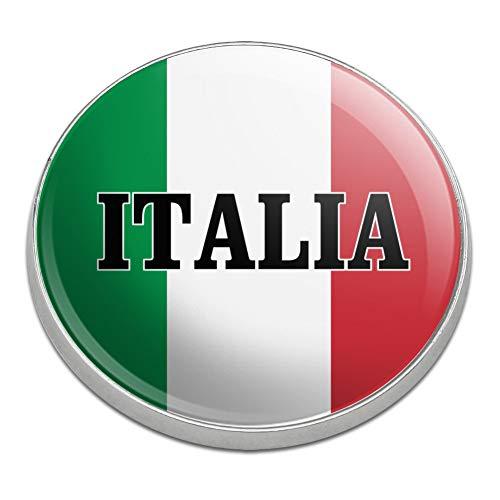 (GRAPHICS & MORE Italia Italy Italian Flag Golfing Premium Metal Golf Ball Marker)