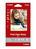 Genuine  GP-601, 4 x 6-Inch, Photo Paper Glossy, 50 Sheets/Package